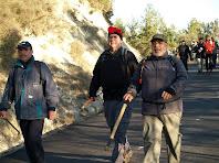 Participants a la caminada