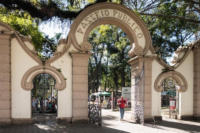 Passeio Público de Curitiba