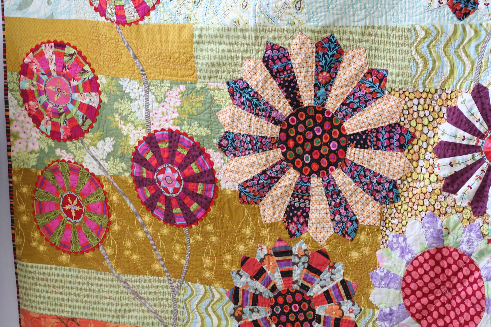 wooden spoon quilts: Modern Wedge Workshop with Kathy Doughty : kathy quilts - Adamdwight.com