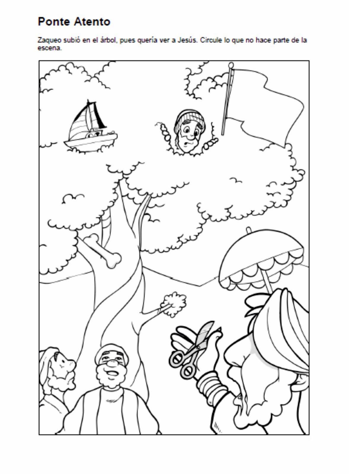 Increíble Páginas Cristianas Para Colorear Para Niños Pequeños ...