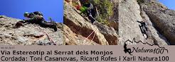 Via Estereotip al Serrat dels Monjos
