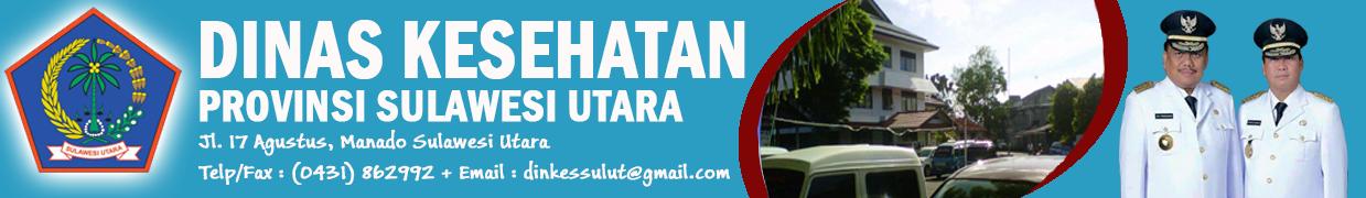 Dinas Kesehatan Provinsi Sulawesi Utara