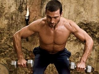 Ejercicios y rutinas: Consigue el cuerpo de 'Spartacus'