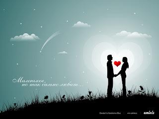 Tin nhắn tình yêu dành cho vợ, bạn gái