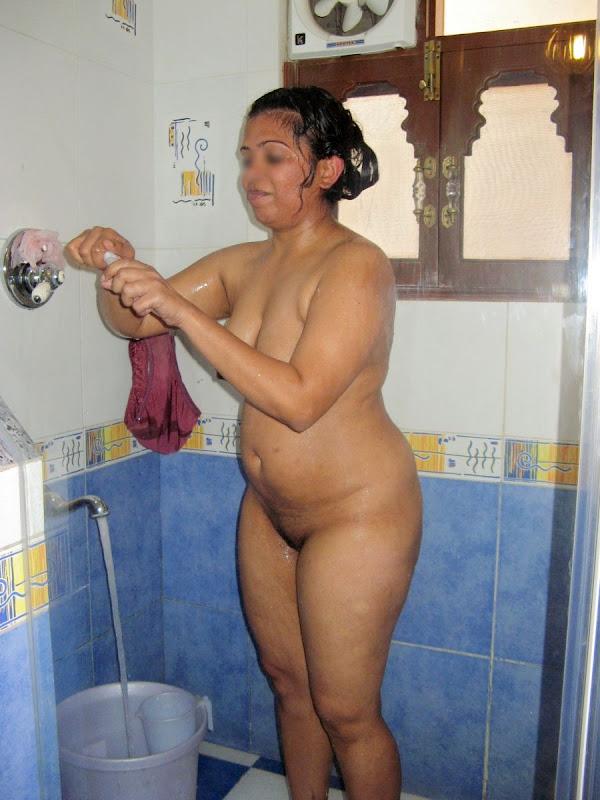 Indian Village Girl Nude Shower