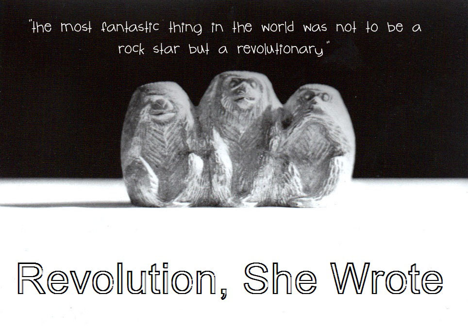 Revolution, She Wrote