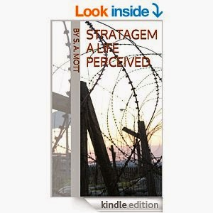 http://www.amazon.com/Stratagem-Life-Perceived-S-Mott-ebook/dp/B00S8SPLMS/ref=sr_1_1?ie=UTF8&qid=1429992251&sr=8-1&keywords=stratagem+a+life+perceived