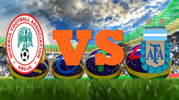 Prediksi Skor FIFA World Cup Terjitu Nigeria vs Argentina jadwal 25 Juni 2014