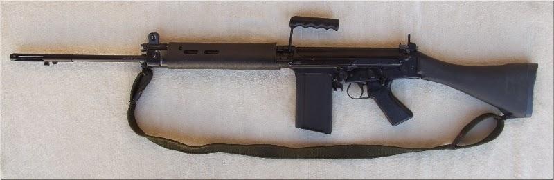 Fusil británico L1A (SLR)