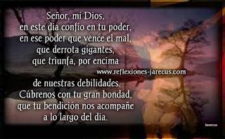 Oración de la mañana,