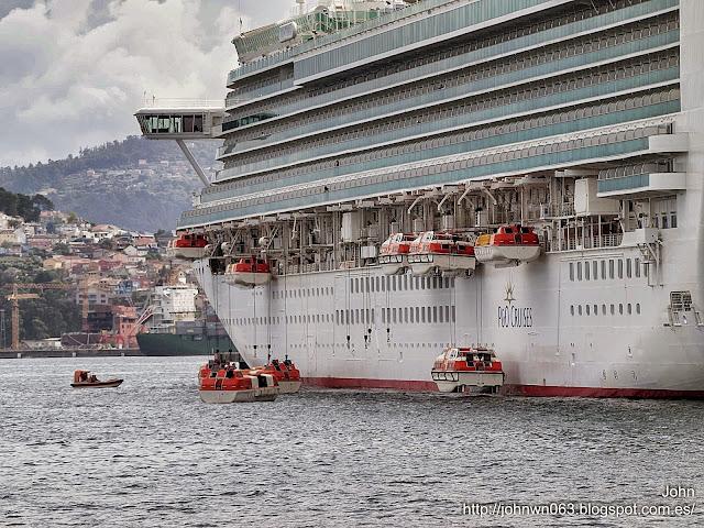 fotos de barcos, imagenes de barcos, ventura, crucero, vigo.