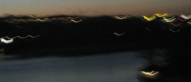 огни вечернего Киева