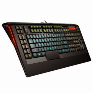 SteelSeries Apex Gaming Keyboard for Rs.6843 at Snapdeal