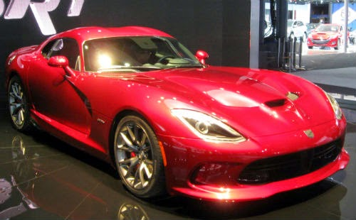 image of dodge viper fith generation