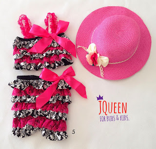dca67818420 From JQueen for bubs   kids is this super cute girl lace swimsuit - 4-6yo  with a straw summer hat plus the second competition for a  20 voucher to  spend in ...