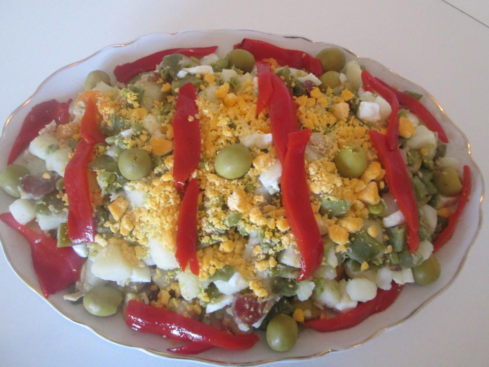 Cocinar no es dif cil pru balo ensaladilla rusa for Cocinar ensaladilla rusa