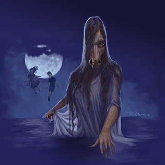 Image Result For La Llorona