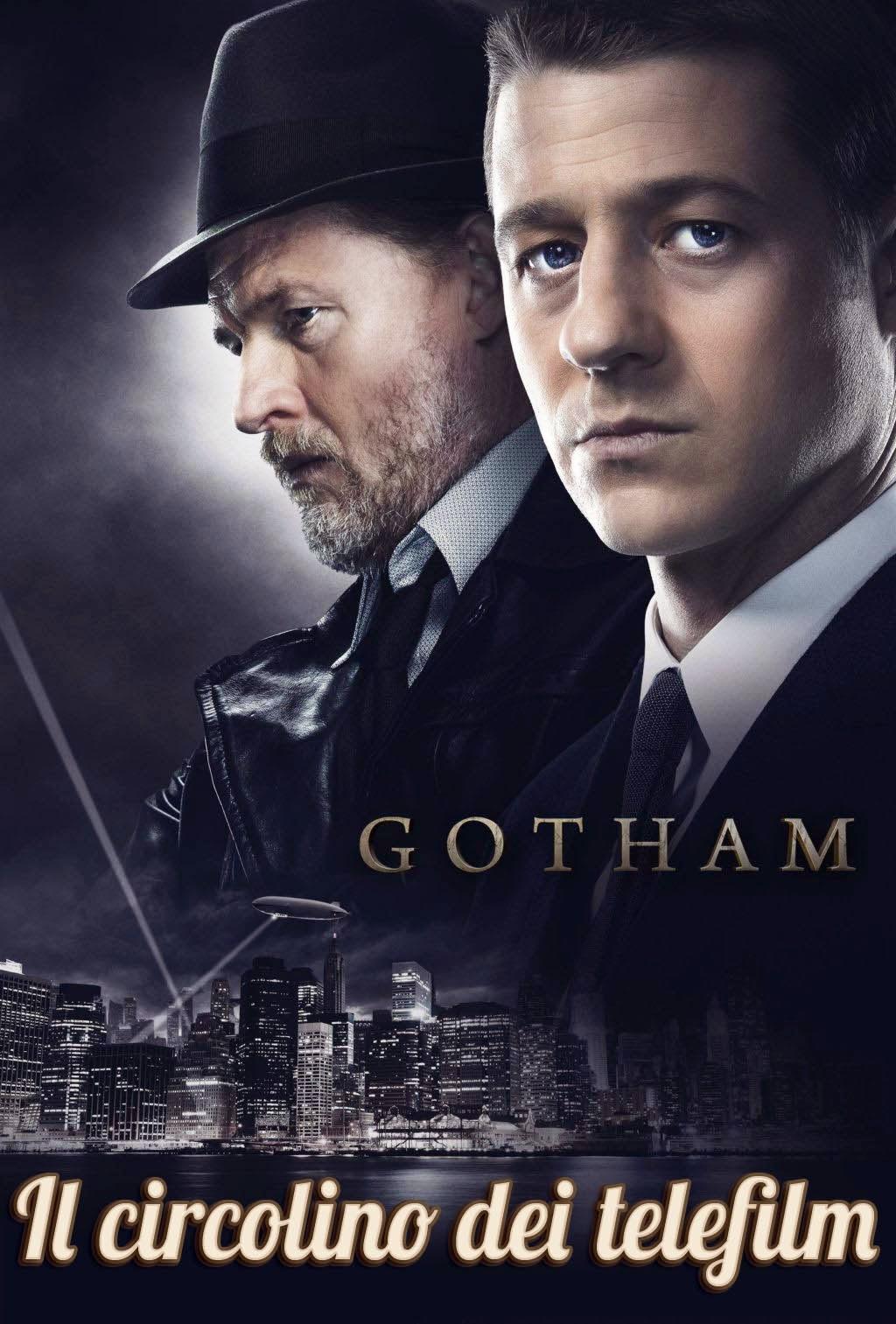 Gotham S01e01 pilota