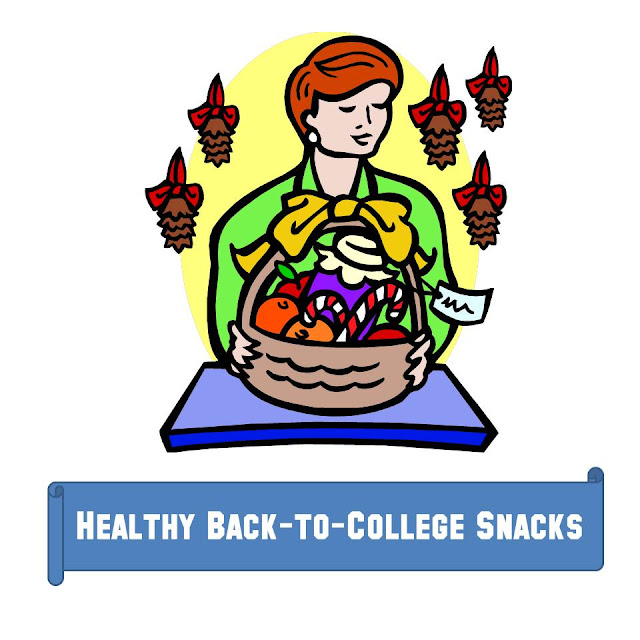 Healthy Snack Ideas for Back To College