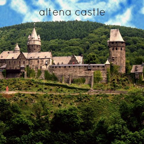 altena castle tourist read more images