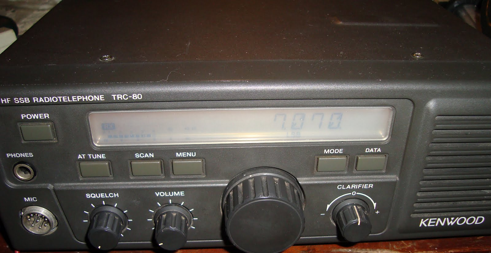 Kenwood TRC 80 =TK80 ( Sold )