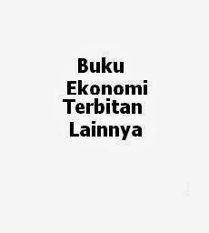 Jual buku Ekonomi