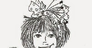 junie b jones coloring pages - Junie B Jones Coloring Pages