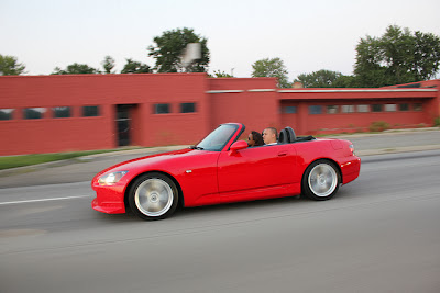 Honda Rolling s2000 Photos