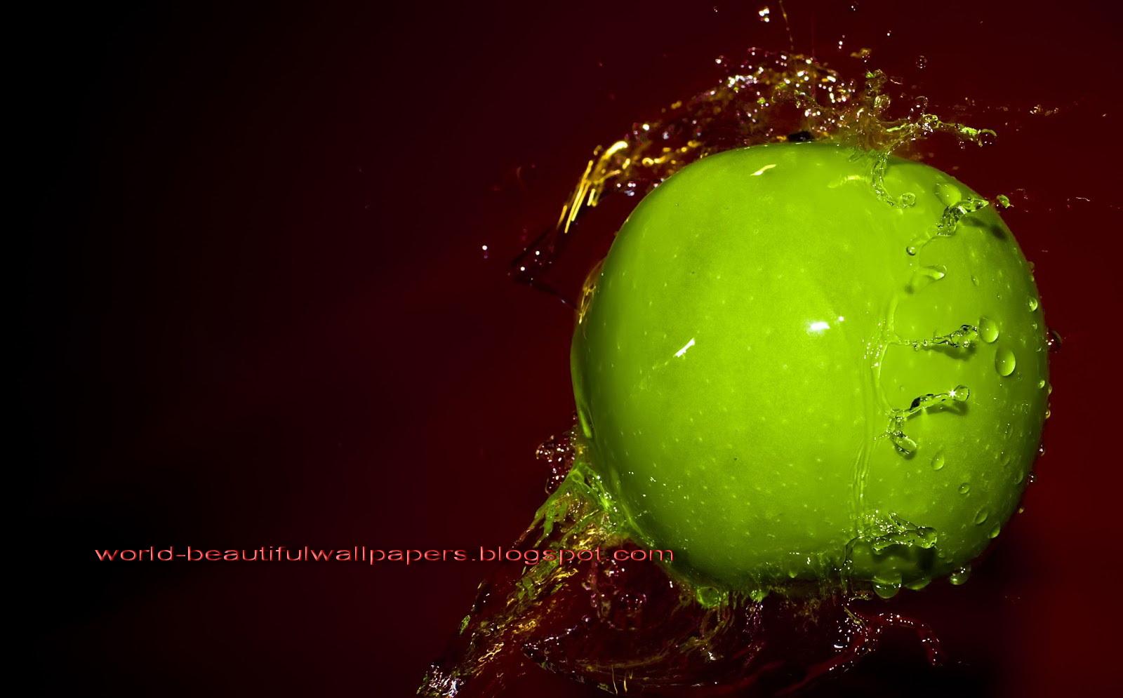 image 3d fruit desktop - photo #19