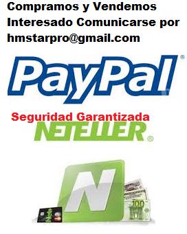 Neteller y Paypal
