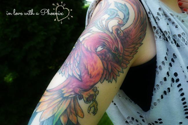 Frau Nima Die Sache Mit Dem Tattoo