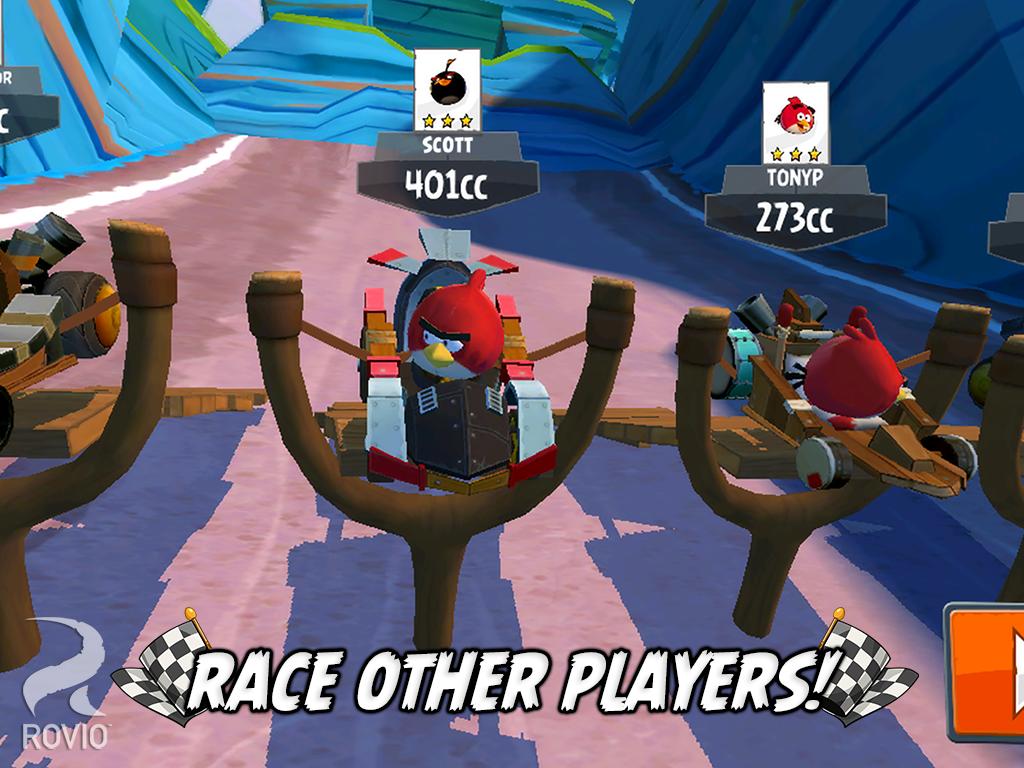 Mod Game Angry Birds Go! Apk