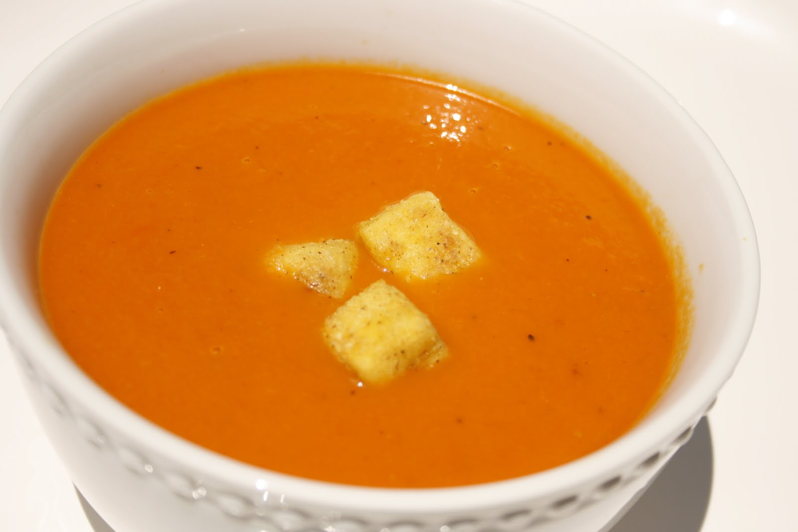 Carrot Ginger Soup Recipe — Dishmaps