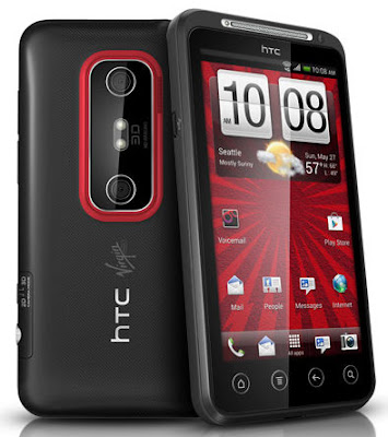HTC EVO V 4G - Virgin Mobile USA