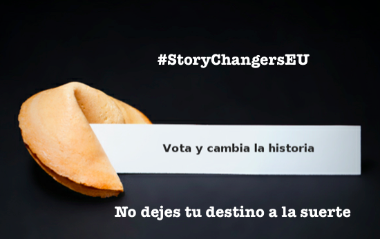 Storychangers Parlamento europeo