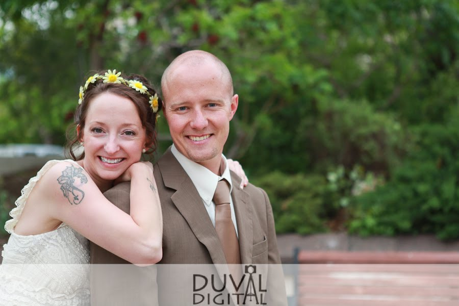 Adorable Bride & Groom Formal | Phantom Canyon Wedding | Colorado Springs, CO