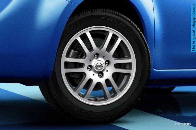 Nissan cube car 2013 tyres/wheels - صور اطارات سيارة نيسان كوبي 2013