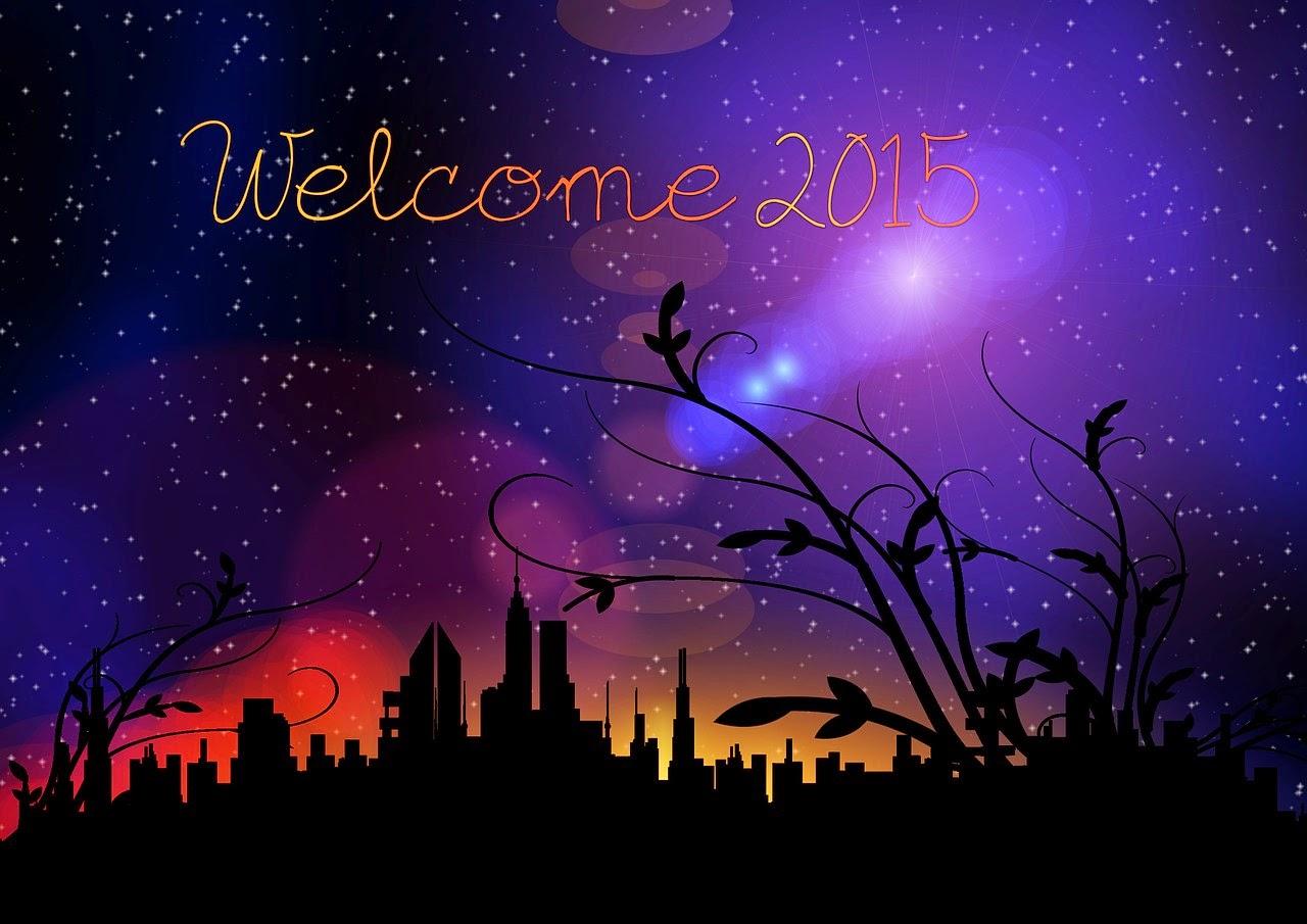 Maligayang pagdating 2015 Sms at masaya bagong taon 2015