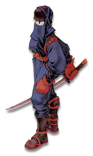 final fantasy tactics ninja male