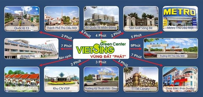 KDC Việt Sing, VSIP 1 Bình Dương ảnh 3