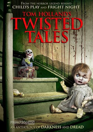 Twisted Tales 2014 poster