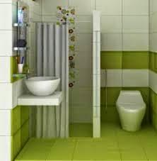 desain interior rumah: desain kamar mandi sederhana