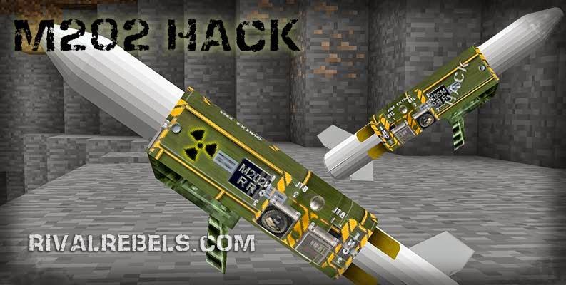 M202 Hack - Nuclear Launcher