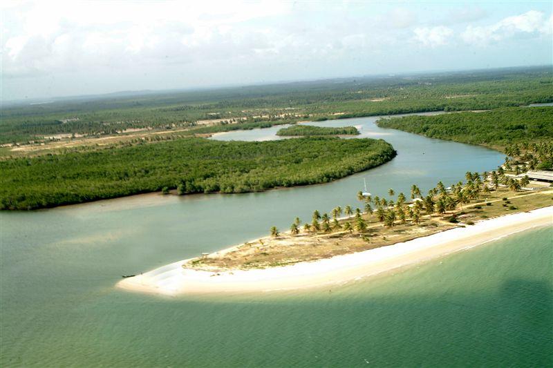 Praia do Saco - Litoral Sul Sergipano