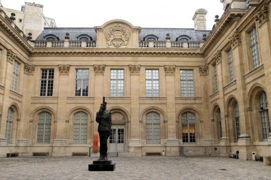 Ilcovodijack 133 iii arrondissement di parigi temple for Hotel modigliani parigi
