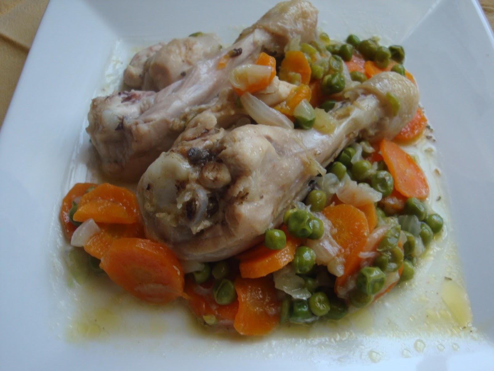 Los girasoles de chus mayo 2012 - Muslitos de pollo ...