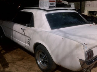 '66 Ford Mustang, RC's Master Troubleshooting, RC, Augusta, GA, Appling,