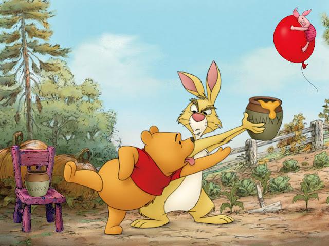 Wallpaper Ursinho Pooh
