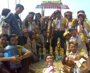 Juara Umum Putra Survival IV Cabang Demak  2009