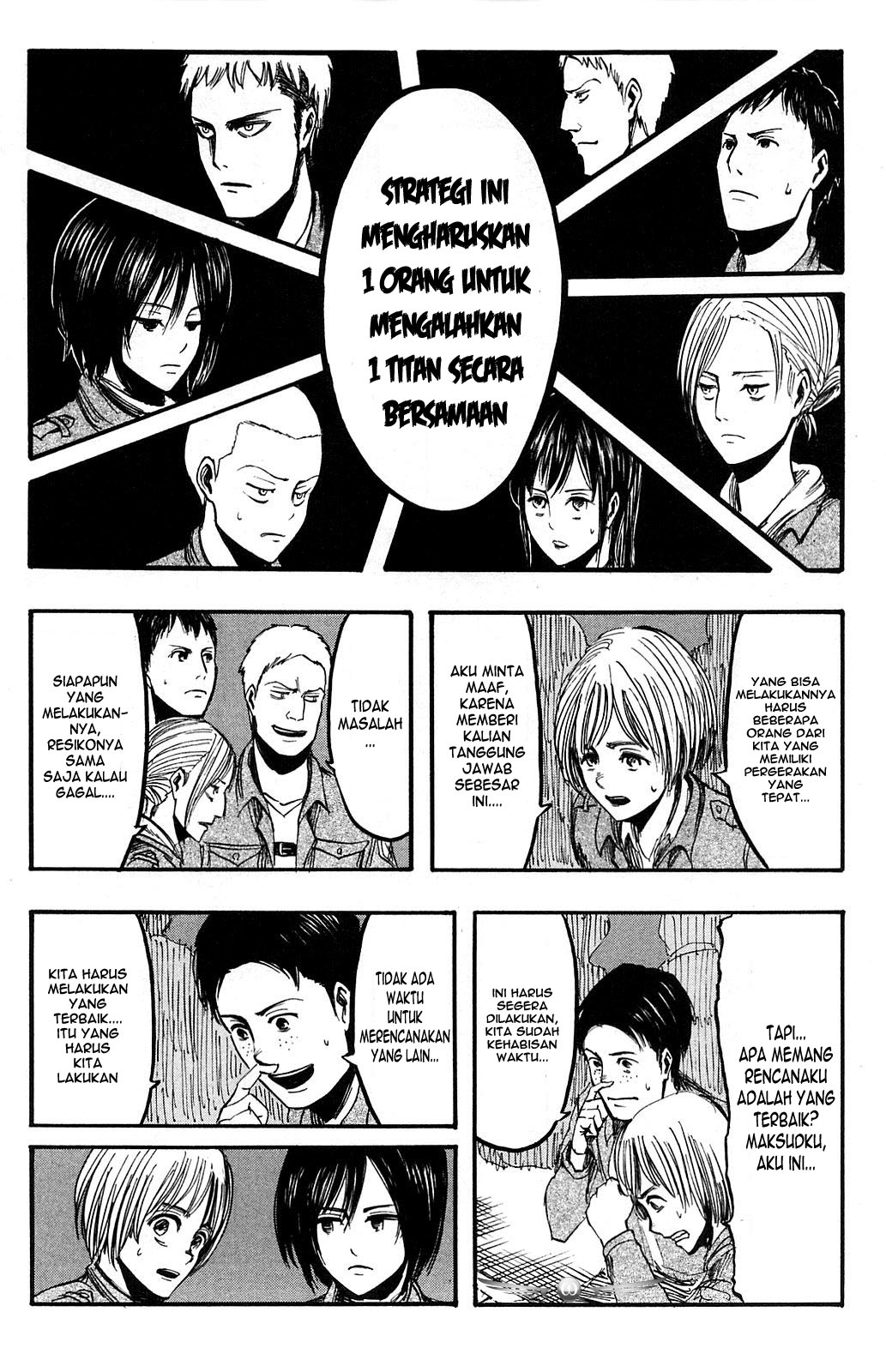 Shingeki no Kyojin Chapter 9-6